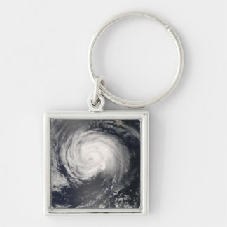 Hurricane Fausto Key Ring