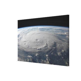 Hurricane Felix 4 Canvas Print