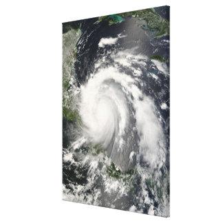 Hurricane Felix Canvas Print
