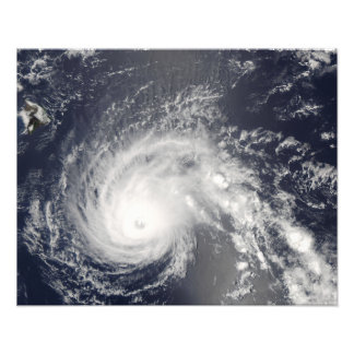 Hurricane Flossie Photo Print