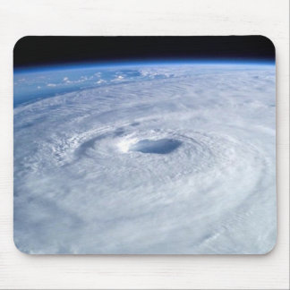 Hurricane from Space Mousepad