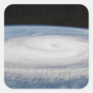 Hurricane Gordon 3 Square Sticker