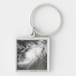 Hurricane Gustav over Hispaniola Key Ring