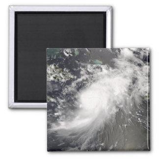 Hurricane Gustav over Hispaniola Magnet