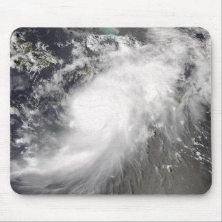 Hurricane Gustav over Hispaniola Mouse Mat