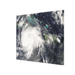 Hurricane Gustav over Jamaica 2 Gallery Wrapped Canvas