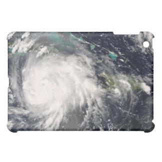 Hurricane Gustav over Jamaica 2 Cover For The iPad Mini