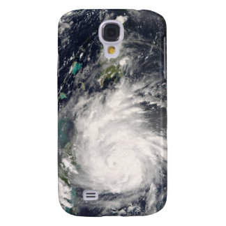 Hurricane Gustav over Jamaica 2 Galaxy S4 Case
