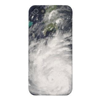 Hurricane Gustav over Jamaica 2 iPhone 5/5S Covers