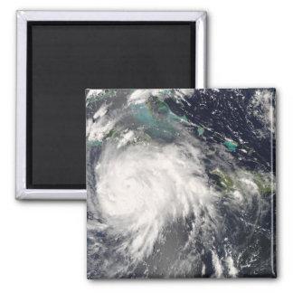 Hurricane Gustav over Jamaica 2 Magnet