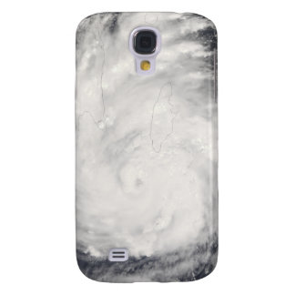 Hurricane Gustav over Jamaica Galaxy S4 Case