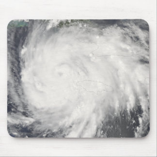 Hurricane Gustav over Jamaica Mouse Mat
