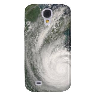 Hurricane Gustav over Louisiana Galaxy S4 Case