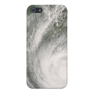 Hurricane Gustav over Louisiana iPhone 5/5S Cases
