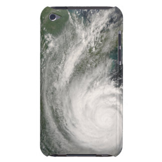 Hurricane Gustav over Louisiana iPod Touch Case-Mate Case