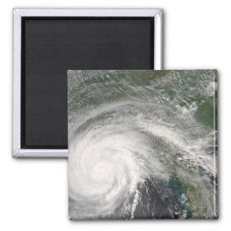 Hurricane Gustav over Louisiana Magnet