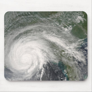 Hurricane Gustav over Louisiana Mouse Mat