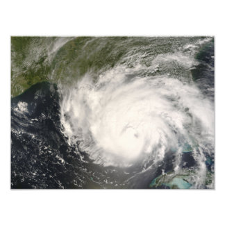 Hurricane Gustav Photographic Print