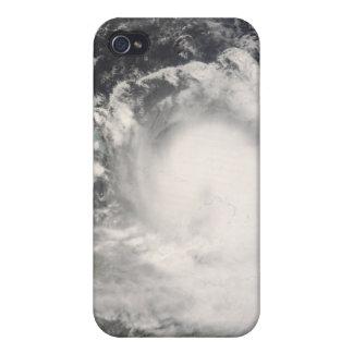 Hurricane Hanna over the Bahamas iPhone 4/4S Covers
