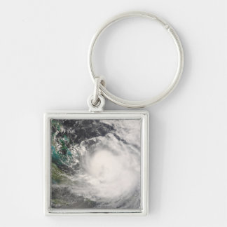 Hurricane Hanna over the Bahamas Key Ring