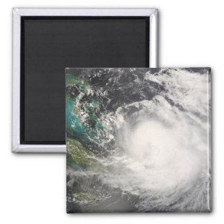 Hurricane Hanna over the Bahamas Magnet