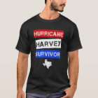 Hurricane Harvey Survivor mens Texas Shirt