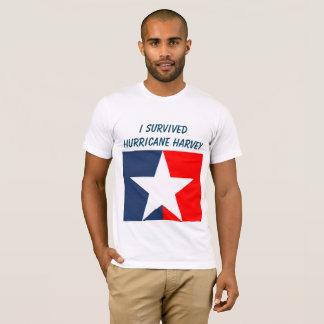Hurricane Harvey Survivor T-Shirt