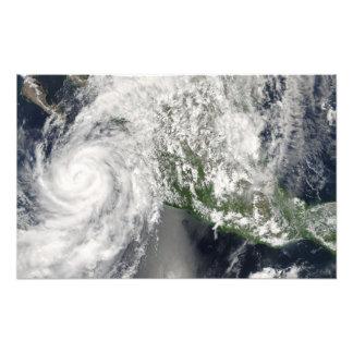 Hurricane Henriette Photo Print