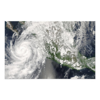 Hurricane Henriette Photo Print