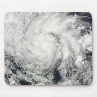 Hurricane Ida over Nicaragua Mouse Mat