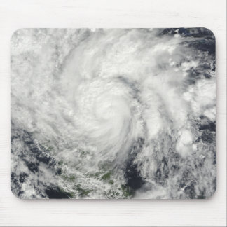 Hurricane Ida over Nicaragua Mouse Pad