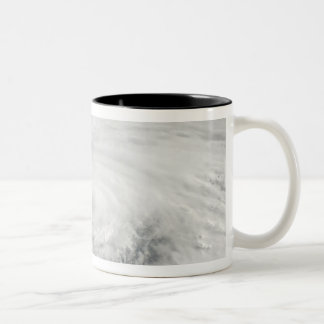 Hurricane Ike 10 Two-Tone Coffee Mug