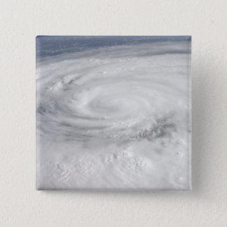 Hurricane Ike 15 Cm Square Badge