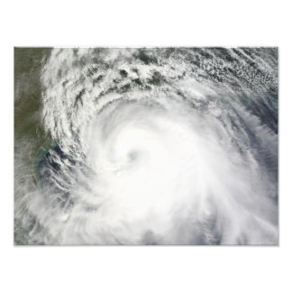 Hurricane Ike 2 Photo Print