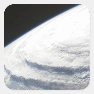 Hurricane Ike 2 Square Sticker