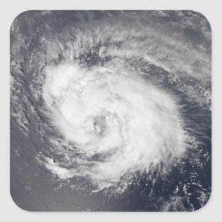 Hurricane Ike 3 Square Sticker
