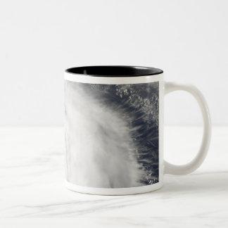 Hurricane Ike 3 Two-Tone Coffee Mug