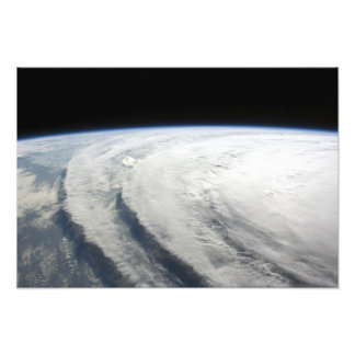 Hurricane Ike 4 Photo Print