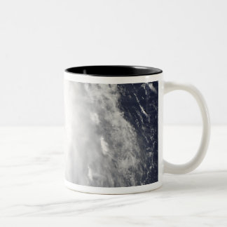 Hurricane Ike 5 Two-Tone Coffee Mug