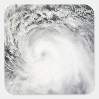 Hurricane Ike 6 Square Sticker