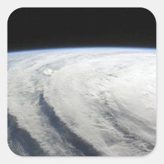 Hurricane Ike 7 Square Sticker