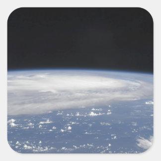 Hurricane Ike 8 Square Sticker