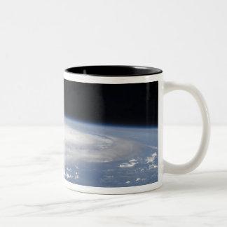 Hurricane Ike 8 Two-Tone Coffee Mug
