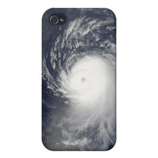 Hurricane Ike off the Lesser Antilles Cover For iPhone 4
