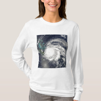 Hurricane Ike over Cuba, Hispaniola T-Shirt