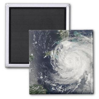 Hurricane Ike over Cuba, Jamaica, and the Baham Magnet