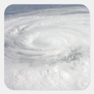 Hurricane Ike Square Sticker