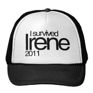 Hurricane Irene 2011 Trucker Hat