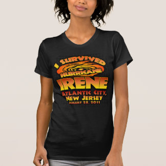 Hurricane Irene, Atlantic City T-Shirt