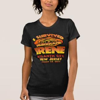 Hurricane Irene, Atlantic City T Shirt